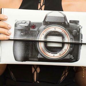 Handbags - Snap shot clutch